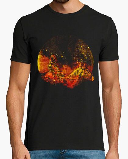 Camiseta samurai perdido