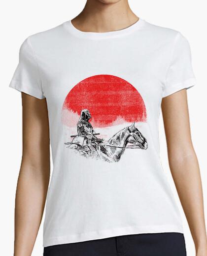 Camiseta samurai perdido 2