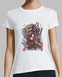 samurai predator shirt womens