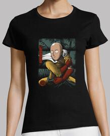 samurai punch shirt para mujer