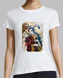 samurai quinn camisa para mujer