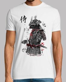 samurai sumi-e