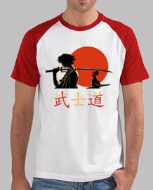 Samurai warriors Bushido Code