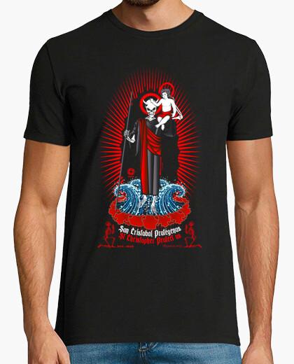 T-shirt san cristobal - san cristoforo uomo