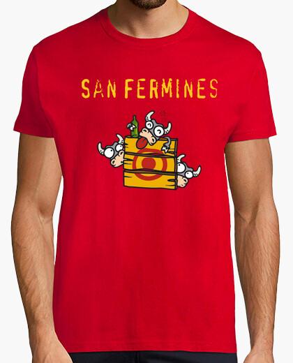 Camiseta San Fermines