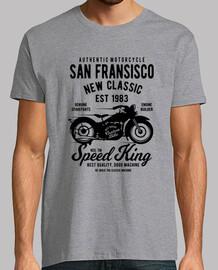 San Francisco Motorcycle