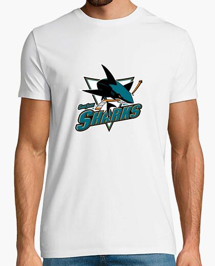 90eb3b568 Camiseta San Jose Sharks Logo 1 - nº 1222581 - Camisetas latostadora