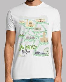 San Lorenzo - Pañoletas - Ciudad