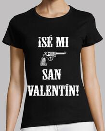 San Valentín - Revólver (fondo oscuro)