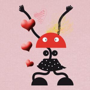 San Valentin Cibermari T-shirts