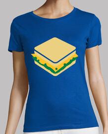 sandwich de ensalada de queso