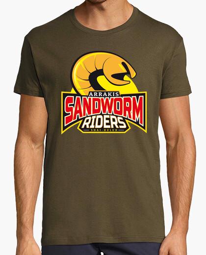 Camiseta Sandworm Riders