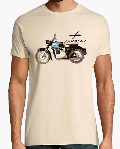 Camiseta Sanglas motorbike