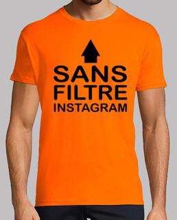 Sans filtre instagram