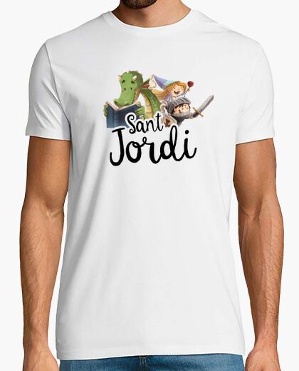Tee-shirt sant jordi