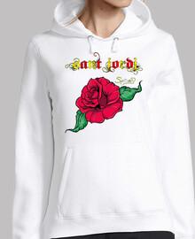 Sant Jordi Rosa