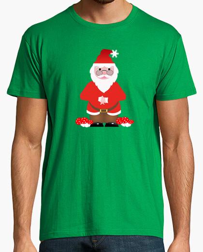 Camiseta Santa