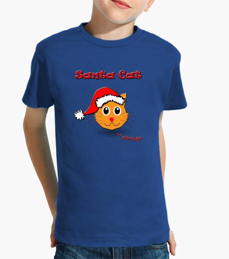 Ropa infantil Santa Cat by Evygs