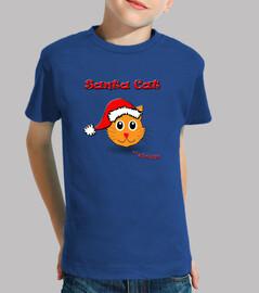 Santa Cat by Evygs