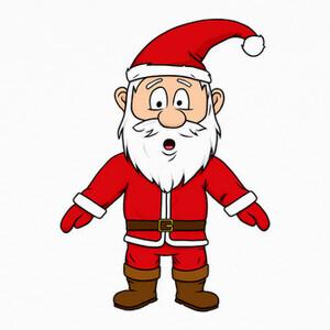 Camisetas Santa Claus