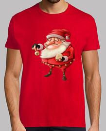 Santa Claus bell