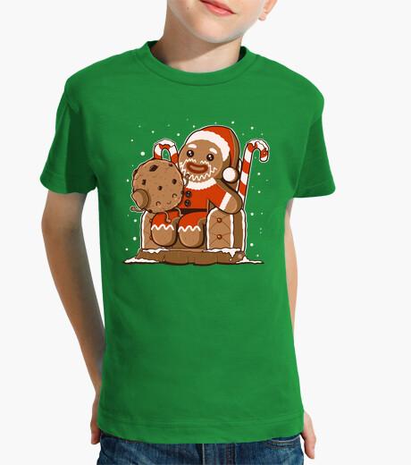 Ropa infantil Santa Cookie