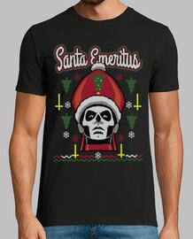 Santa Emeritus
