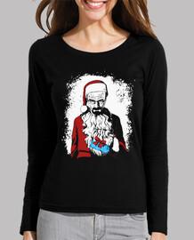 Santa Heisenberg