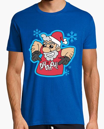 T-shirt santa modern