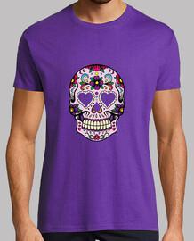 santa muerte skull2