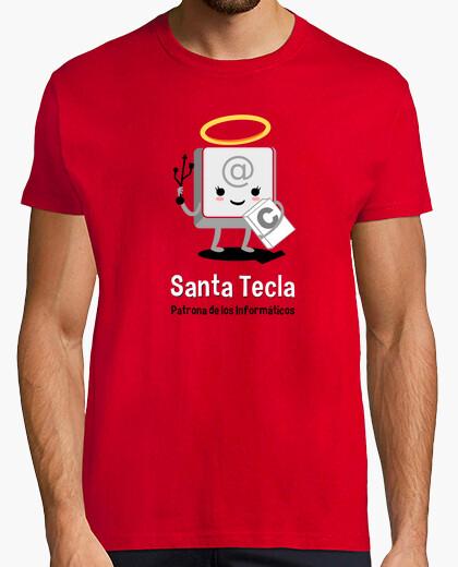 Santa tecla t-shirt