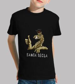 Santa Tecla-niño
