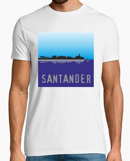 Camiseta Santander