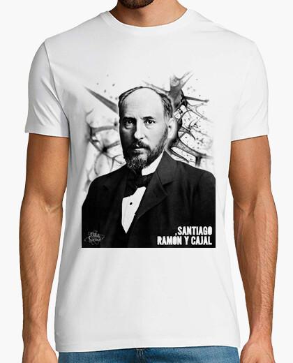 Camiseta Santiago Ramón y Cajal