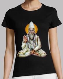 Santón hindú meditando