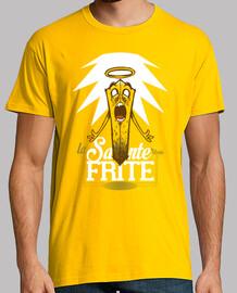 santos fritos - hombres / amarillo mostaza