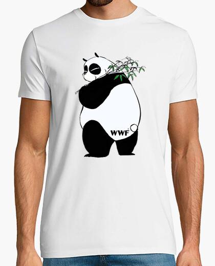 Camiseta Saotome WWF