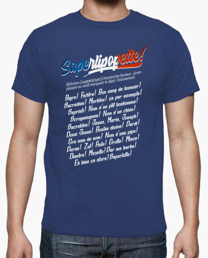 Saperlipopette t-shirt