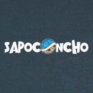Tee-shirts Sapoconcho azul