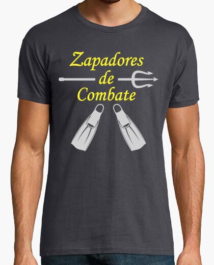 Sappers combat shirt mod.5 t-shirt