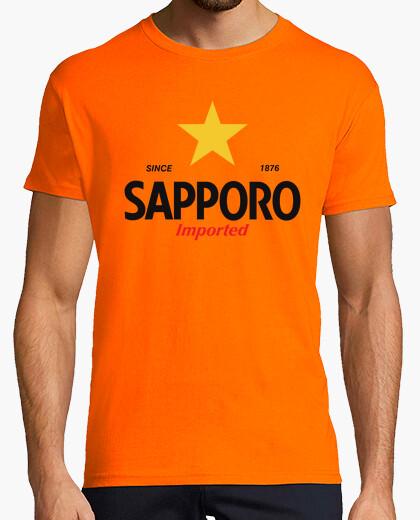 Camiseta Sapporo beer, Japón