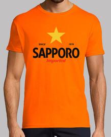 Sapporo beer, Japón
