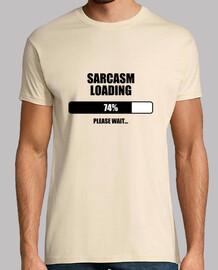 sarcasm loading ... / humor