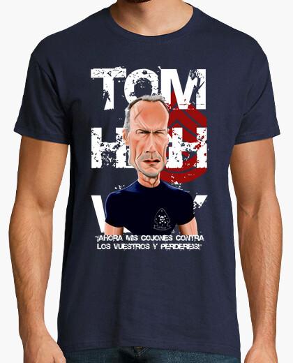 Camiseta Sargento de artilleria Tom Highway