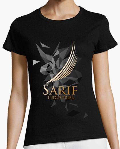 Camiseta Sarif Industries