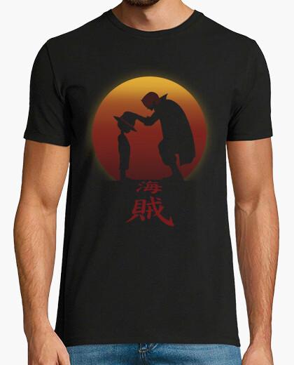 T-shirt Sarò il re pirata
