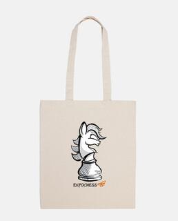 sarukaku studio - 100% cotton fabric bag