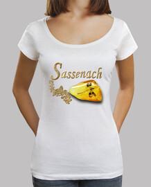 Sassenach, camiseta
