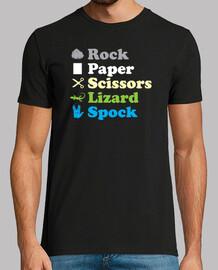 Sasso, Carta, Forbice, Lizard, Spock (TBBT)