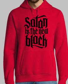 Satan est le nouveau n ° 4 noir (noir)